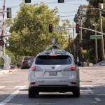 不能應付雨雪路況,Google 無人汽車上市還需 6 年