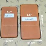 5.5 吋新款 iPhone 手機殼曝光  定名 iPhone 6s ?