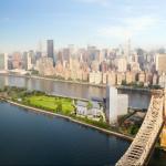 紐約康乃爾科技學院 2017 年將於羅斯福島落成
