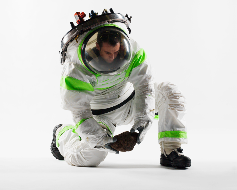NASA's 2012 Z-1 Spacesuit