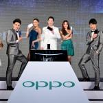 至美,所品不凡  至美手機品牌 OPPO 磅礡抵台 發表旗艦機種 Find 7