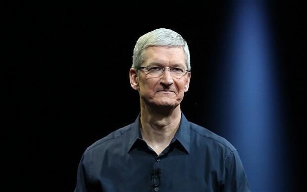 Apple_Tim Cook