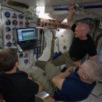 世界盃太空也直播,國際太空站與地球同樂