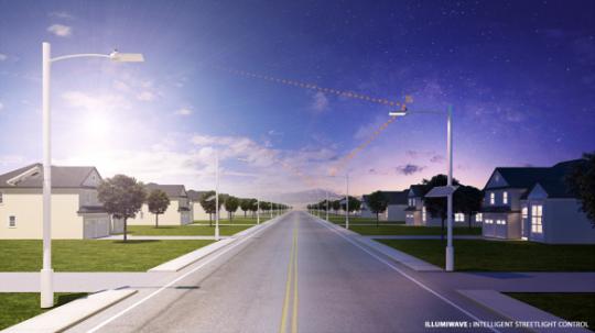 Intelligent-street-lights