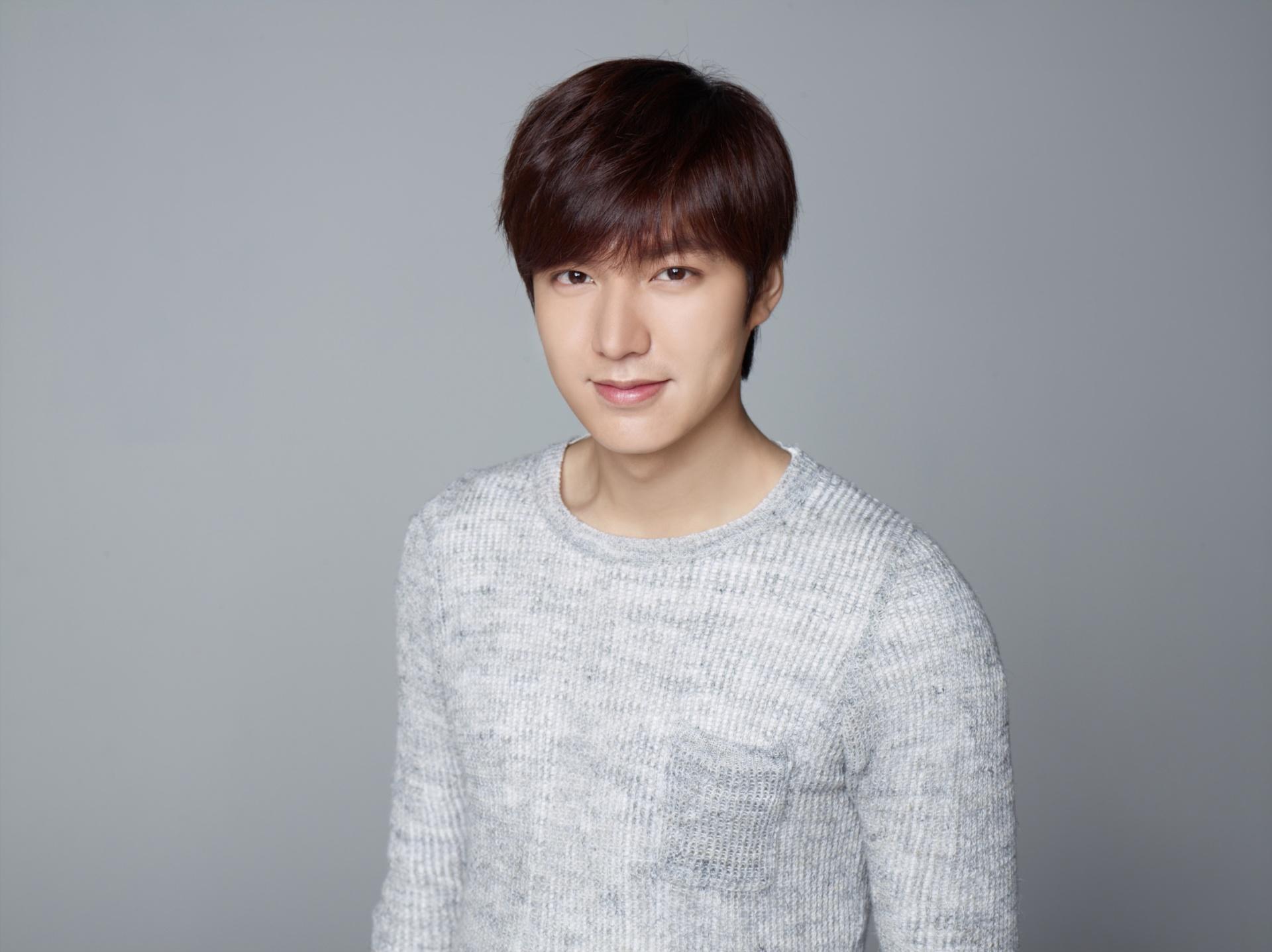 Lee Min Ho LG Taiwan
