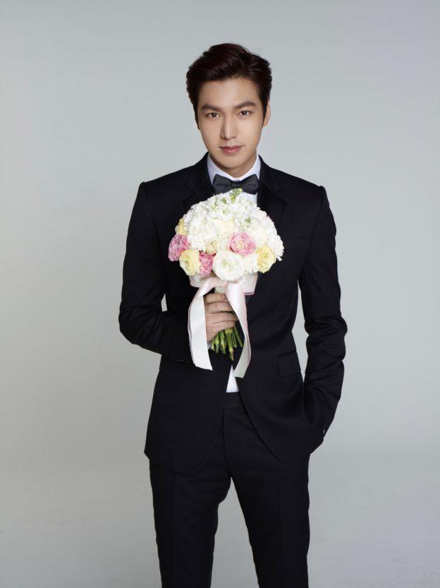 Lee Min Ho suite LG Taiwan