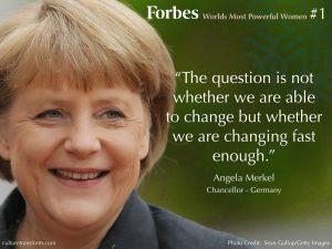 Merkel - Change