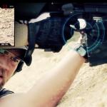 智慧狙擊槍配 Google Glass,躲在掩體後也能爆敵頭