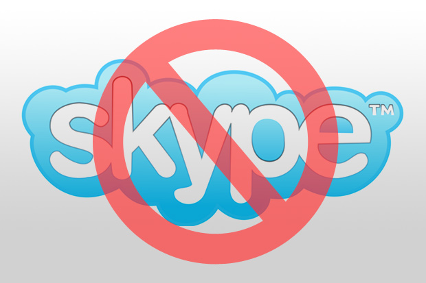 Skype-block