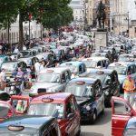 Uber 遭倫敦司機大規模抗議,用戶數量大漲 850%