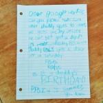 前世情人力量大?小女兒為在 Google 工作的爸爸寫信爭取休假