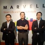 【Computex 2014】Marvell 進軍物聯網產業,提供 Wi-Fi、藍牙、Zigbee 全平台解決方案