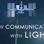 NASA 使用太空雷射從太空站下載影片,速度直逼DSL