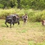 無懼密林泥濘,Google 機器人與美軍陸戰隊並肩訓練