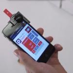 手機掌握健康 一滴血能測膽固醇與維生素D