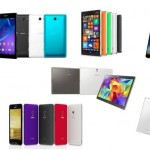 4G LTE 裝置成主打,2014 年 7 月智慧型手機與平板電腦新機預覽