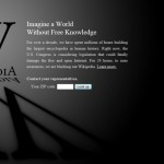 維基百科封鎖美國眾議院 IP
