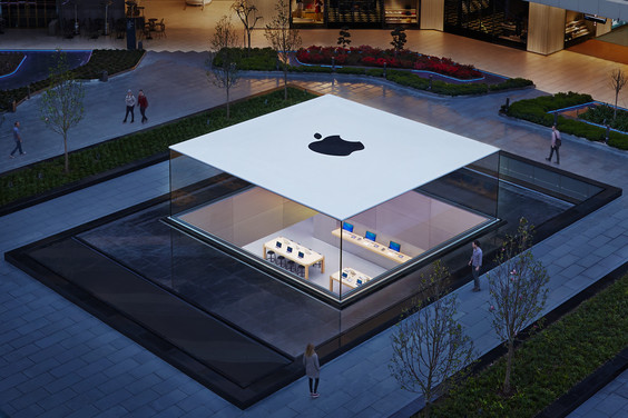 Apple-zorlucenter