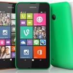 微軟發表首款低價手機 Lumia 530
