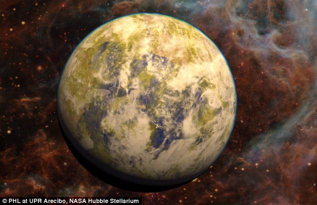 Gliese 832c:獲頒「和地球最相似的系外行星」第 3 名