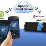 Microchip 發布新一代 JukeBlox 平台 擴展 Spotify 連接支援