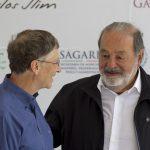 世界首富再次易主 墨西哥電信巨頭超越 Bill Gates