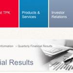 F-TPK Q2 每股盈餘 0.98 元,Q3 營收微增 5% 內