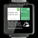 宏達電智慧錶 HTC One Watch 圖像曝光!採全金屬設計