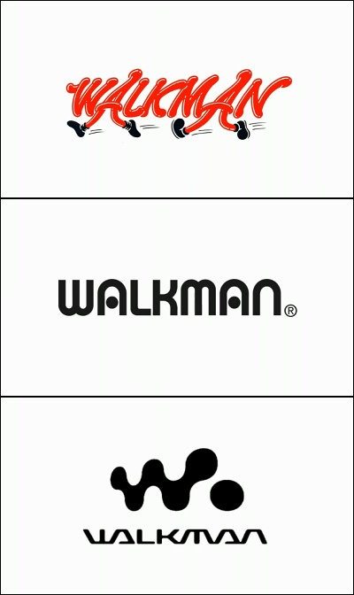 walkman logo history-technews