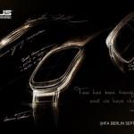 華碩智慧錶草圖曝光!看似具弧狀錶面、皮質錶帶