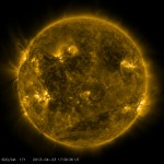 為什麼太陽的大氣層會比它的表面還要熱?