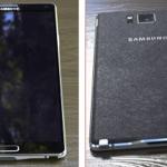 三星 Galaxy Note 4 間諜照曝光