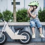 兩輪車隨小朋友長大,變身兒童腳踏車