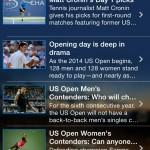 IBM 網球大數據,資訊整合 App 不馬虎