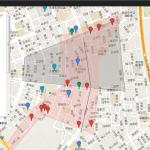 高雄前鎮氣爆事件地圖資訊匯整