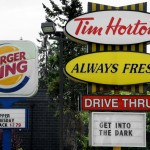 Burger King Tim Hortons