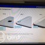 代工廠內部簡報曝光,Apple iPhone 6 尺寸規格確認
