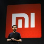 Lei Jun, founder and CEO of China's mobile company Xiaomi, speaks at launch ceremony of Xiaomi Phone 4 in Beijing