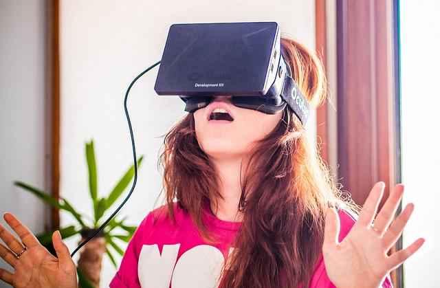 什麼是虛擬實境技術的殺手級應用?