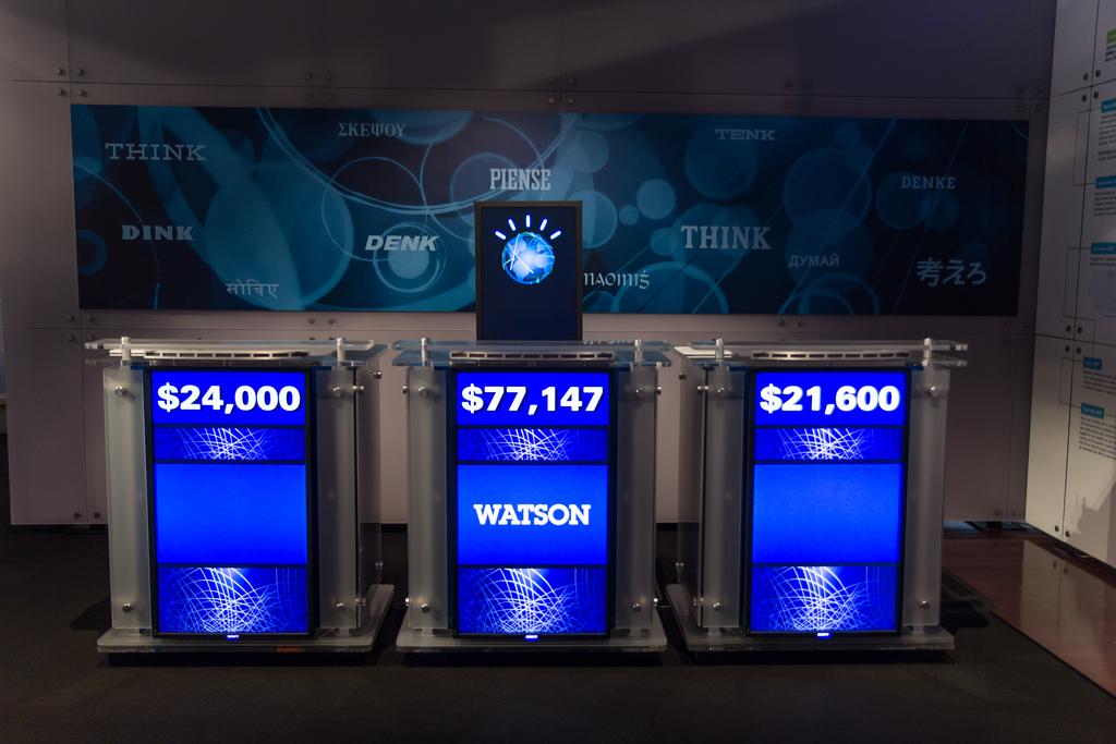 IBM 超級電腦華生的醫療使命,昔日冠軍是否能再下一城?