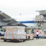 首批 93 噸 iPhone 6 從富士康鄭州工廠運抵美國