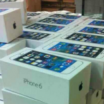 蘋果代理商貨源流出  北京 iPhone 6 現貨高價出售