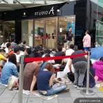 正崴旗下 STUDIO A 首賣 iPhone 6 現貨半小時售罄