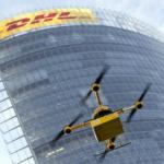 搶先 Amazon,DHL 在德國首次使用無人機送貨