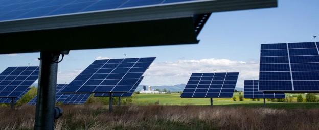 Solar Tracker Panels In Vermont