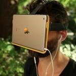 新玩具 AirVR :用你的 iPad 來體驗虛擬實境