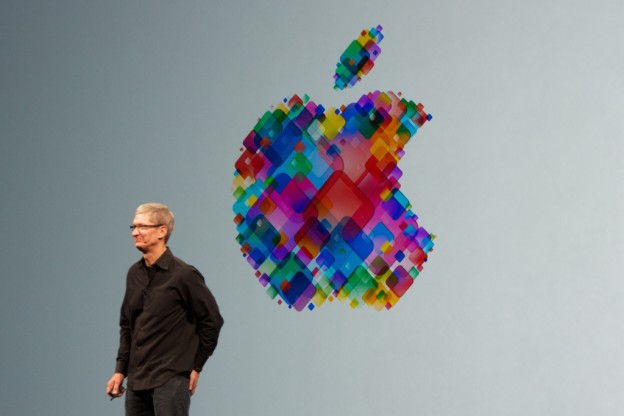Apple CEO Tim Cook by Mike Deerkoski https://www.flickr.com/photos/deerkoski/