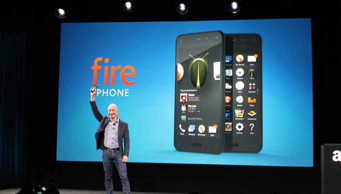 Fire Phone 紅不起來,亞馬遜哪兒做錯了?