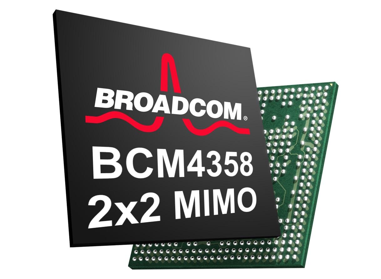 博通新組合晶片讓高階智慧型手機與平板電腦獲得雙倍 Wi-Fi 效能