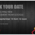 九月 Google 印度發表會,低成本 Android One 手機將亮相